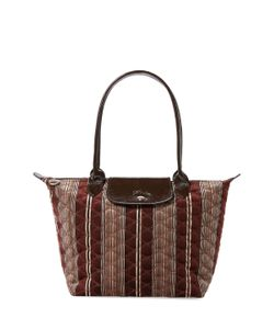 Longchamp | Medium Printed Long Handle Tote