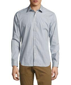 Jeff | Clifton Bold Vintage Stripe Sportshirt
