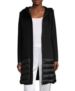 Cinzia Rocca | Hooded Long Coat