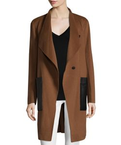 Soia & Kyo | Double Face Wool Coat