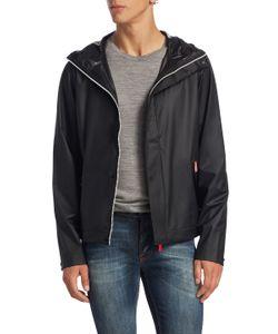 Hunter | Solid Hooded Rain Jacket