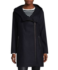 Soia & Kyo | Hooded Kenzie Coat