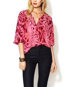 Tucker | The Classic Silk Blouse