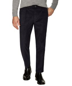 TIMO WEILAND | Maxwell Single Pleated Corduroy Trousers
