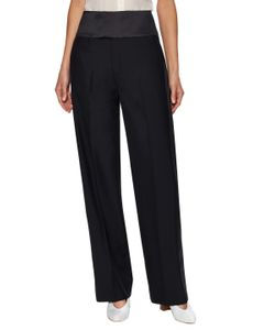Balenciaga | Solid Banded Trousers