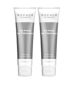 Nuface   Gel Primer Value Pack Duo Pack Tubes 5 Oz
