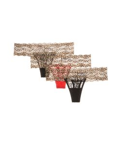 b.tempt'd | Lace Kiss Thong 3 Pk