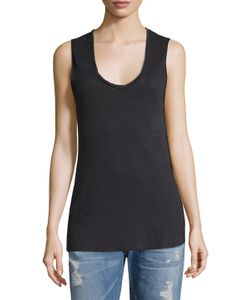 Project Social T | Boardwalk Linen Tank