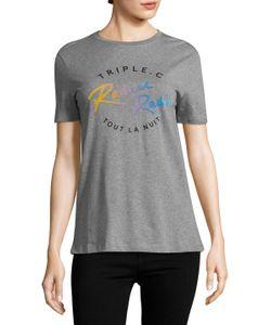 Etre Cecile | Radical Radio Cotton T-Shirt