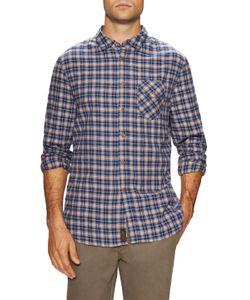Jachs   Checkered Shield Pocket Sportshirt