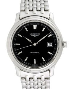 Longines | Grand Classic Stainless Steel Watch 38mm