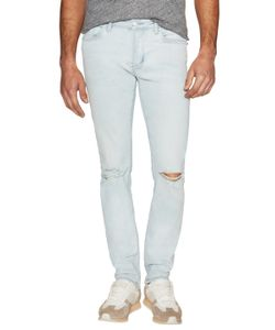 NEUW DENIM | Iggy Skinny Distressing Jeans