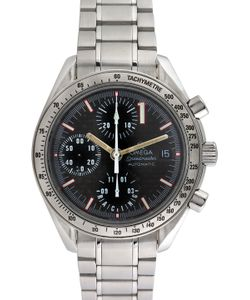 OMEGA | Vintage Speedmaster Schumacher Limited Edition Stainless Steel Watch 39mm
