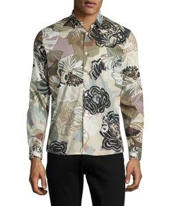 DAVID NAMAN | Long Sleeve Sportshirt