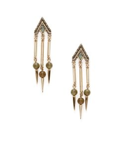 Lulu Frost | Trocadero Earrings