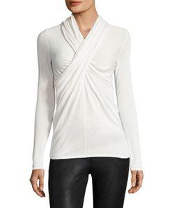 Josie Natori | Riza Silk Cashmere Sweater