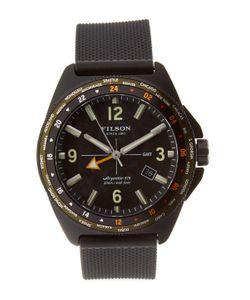 Filson | Journeyman Gmt Stainless Steel Watch 44mm