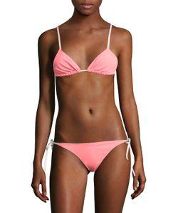Solid & Striped   Charlotte Bikini Top