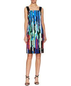 Milly | Printed Sheath Dress