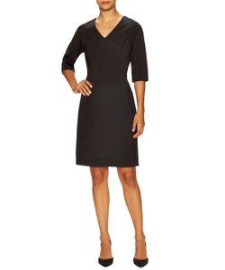 Josie Natori | Seamed Fit And Flare Dress