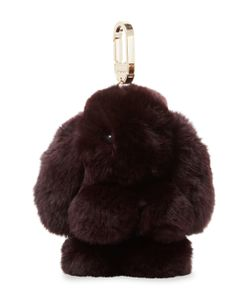 Yves Salomon | Four Rex Bunny Fur Bag Charm