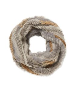 JOCELYN | Rabbit Infinity Scarf 27.5 X 8