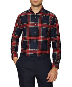 TIMO WEILAND | Classic Checkered Button-Down Sportshirt