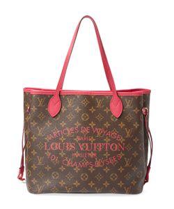 Louis Vuitton | Vintage Rose Indien Monogram Ikat Neverfull Mm