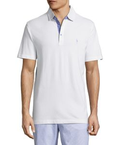 TailorByrd | Solid Cotton Polo