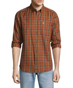 Fjallraven   O-Vik Flannel Regular Fit Sportshirt
