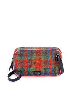 Frances Valentine | Plaid Wool Crossbody Bag