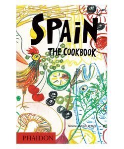 Phaidon | Spain The Cookbook