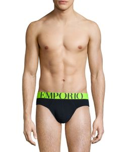 EMPORIO ARMANI UNDERWEAR | Fancy Athletics Big Eagle Brief