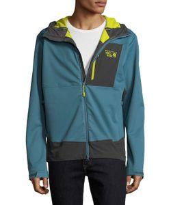 MOUNTAIN HARDWARE | Dragona Hooded Jacket