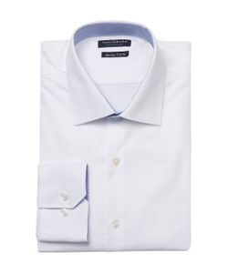 TailorByrd | Embroidered Dress Shirt
