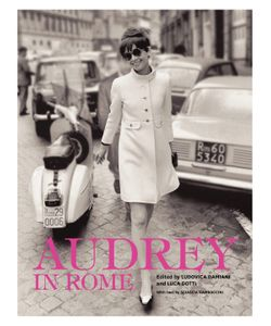HARPERCOLLINS | Audrey In Rome