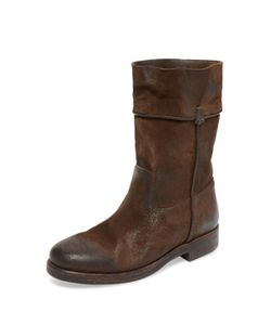 N.D.C. Made By Hand | Rosie Brushed Leather Boot