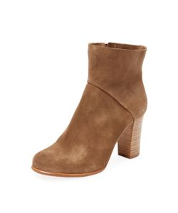 Coclico | Bailey Leather Bootie