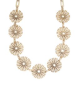 Lulu Frost | Daisy Station Necklace