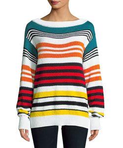 Rosie Assoulin | Multicolored Cotton Sweater