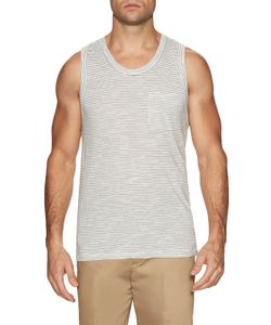 Shades Of Grey By Micah Cohen | Knit Cotton Tank Top