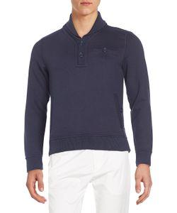 Gant | Regular-Fit Shawl Collar Sweatshirt