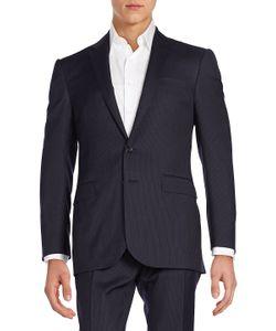 Ralph Lauren Black Label   Anthony Pin Dot Striped Suit