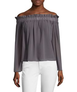 Lucca Couture | Leyla Off Shoulder Blouse