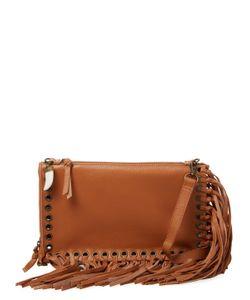 Kotur | Byt Theo Medium Fringed Leather Crossbody