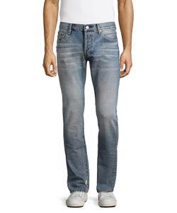Earnest Sewn   Dean Cotton Skinny Jeans