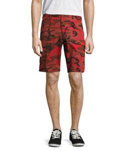 Avio | Camouflage Printed Shorts