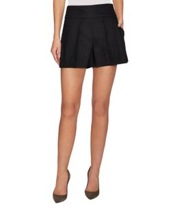 Nicole Miller | Stretch Line High Waisted Short