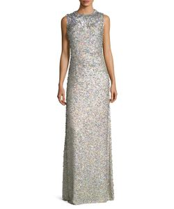 Jenny Packham | Silk Sequin Gown