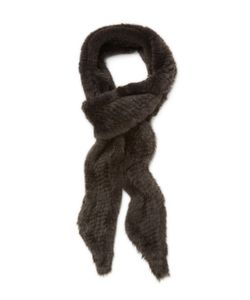 JOCELYN | Mink Tail Fur Scarf